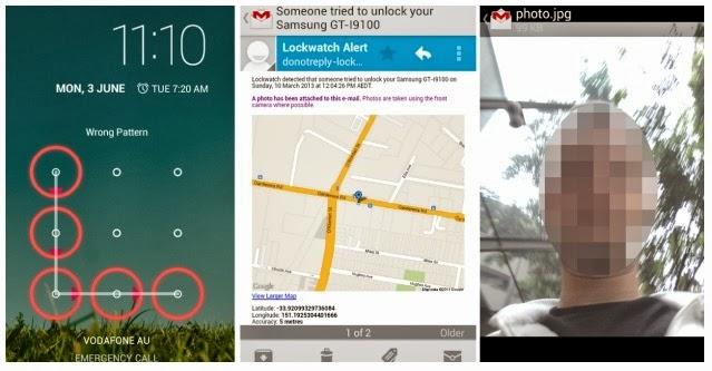 Aplikasi Android Yang Paling Efektif Untuk Jejak Pencuri Telefon Anda