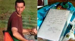 Surat dari Surga Dikirim Mendiang Ayah untuk Putrinya