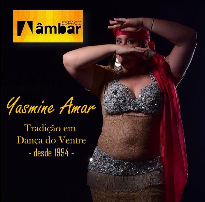 A Dança do Ventre em Cuiabá por Yasmine