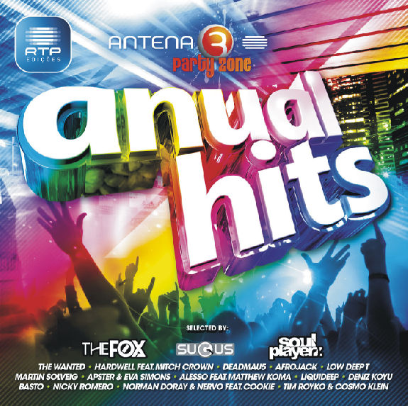 Anual Hits  Antena 3 Party Zone (2012)