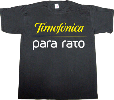 telefonica timofonica bankia rodrigo rato spain is different corruption a robar carteras t-shirt ephemeral-t-shirts