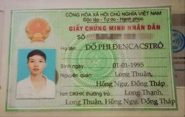 Những cái tên hài hước độc nhất Việt Nam