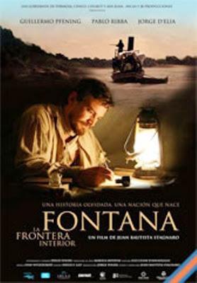 Fontana, la frontera interior (2011).