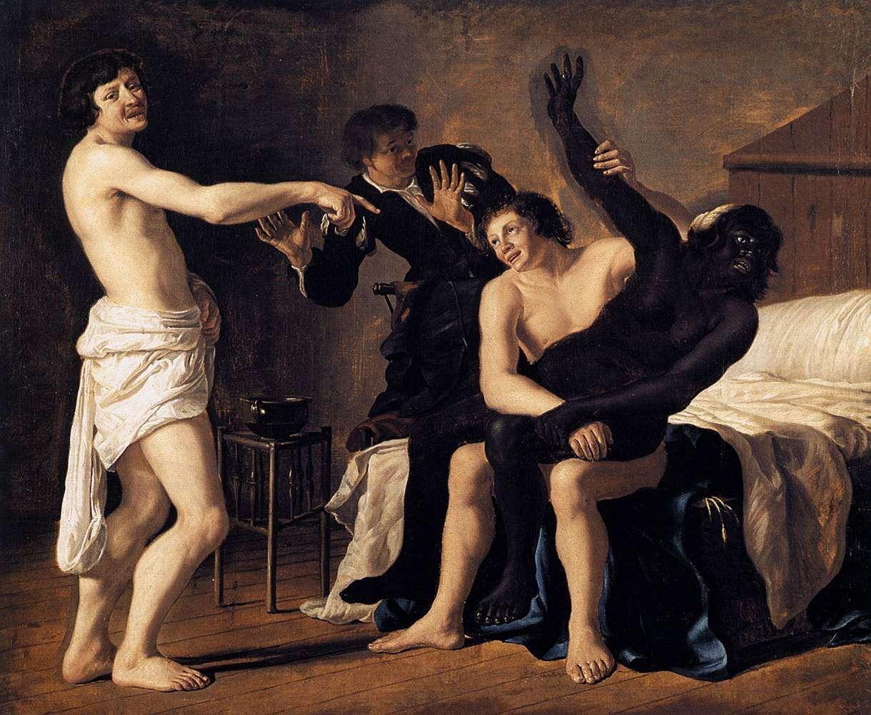 Три негритянки на одного белого парня 16 фотография