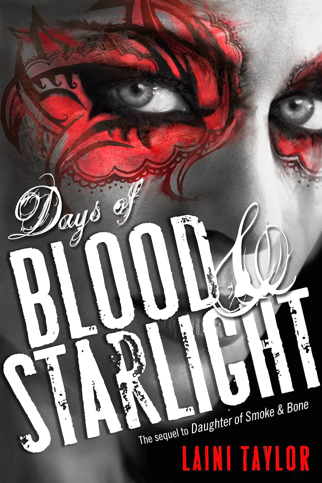 Book Review: Days of Blood and Starlight (Daughter of Smoke and Bone, Book 2), By Laini Taylor