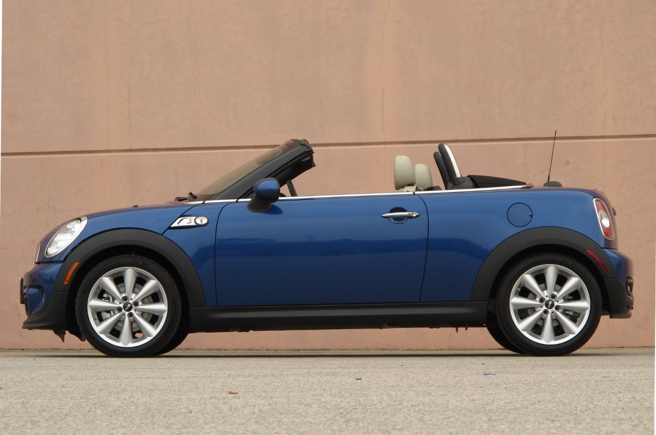 fastrays 2012 mini cooper s roadster review. Black Bedroom Furniture Sets. Home Design Ideas