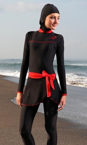 لباس البحر للمحجبات