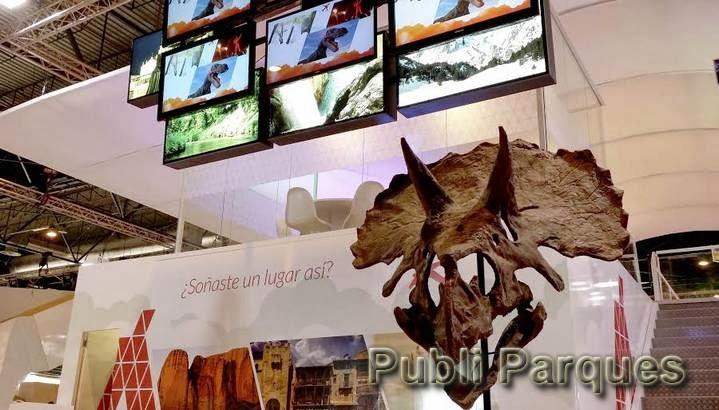 craneo de triceratops