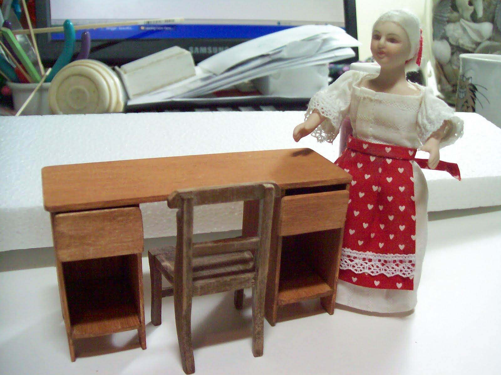 Beautiful Mini Blessings Sewing Room Furniture