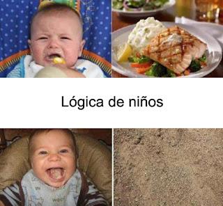 problemas con la comida Fotografia divertidas de niños