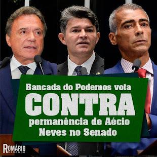 Senador álvaro Dias - PODEMOS