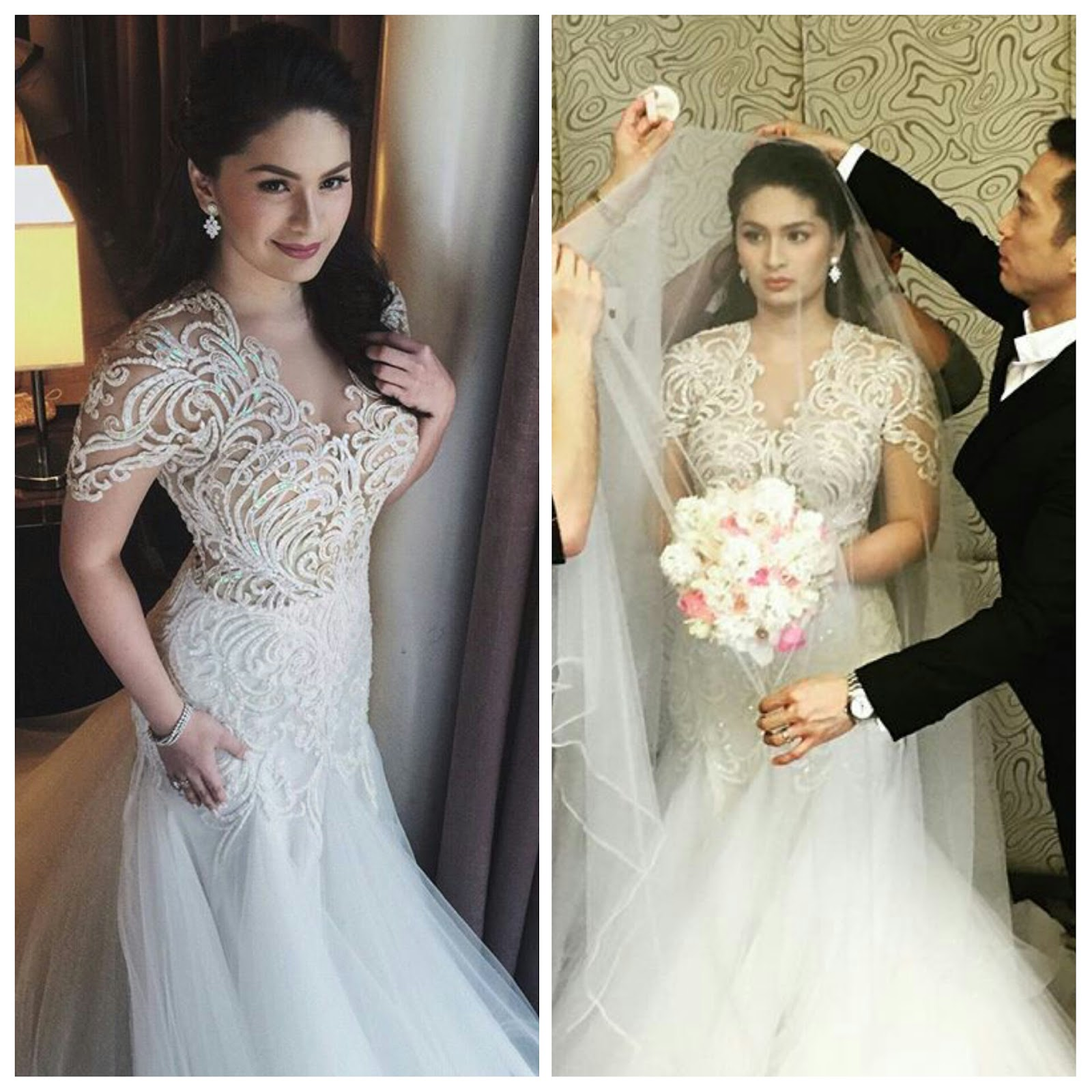 Pia Guanio Wedding Gown - Sqqps.com