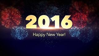 Tahun baru 2016
