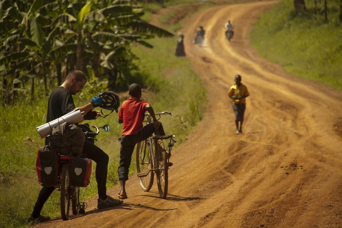 En BICI per UGANDA