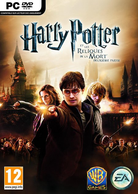 Harry Potter and the Deathly Hallows Part 2 GAME DE Sonuyos & TO