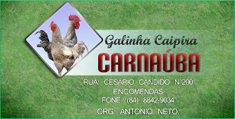 GALINHA CAIPIRA CARNABA