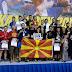 MACEDONIAN KICK-BOXERS WON 21 MEDALS AT BALKAN OPEN