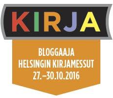 Helsingin kirjamessut 2016
