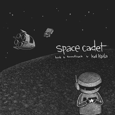 KID KOALA Space Cadet ジャケット