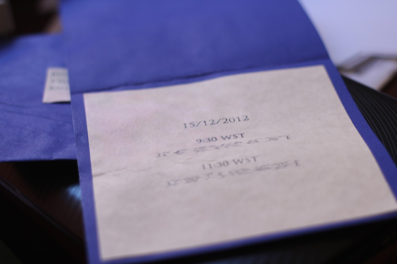 doctor who wedding invitations tardis blue envelops and inside there