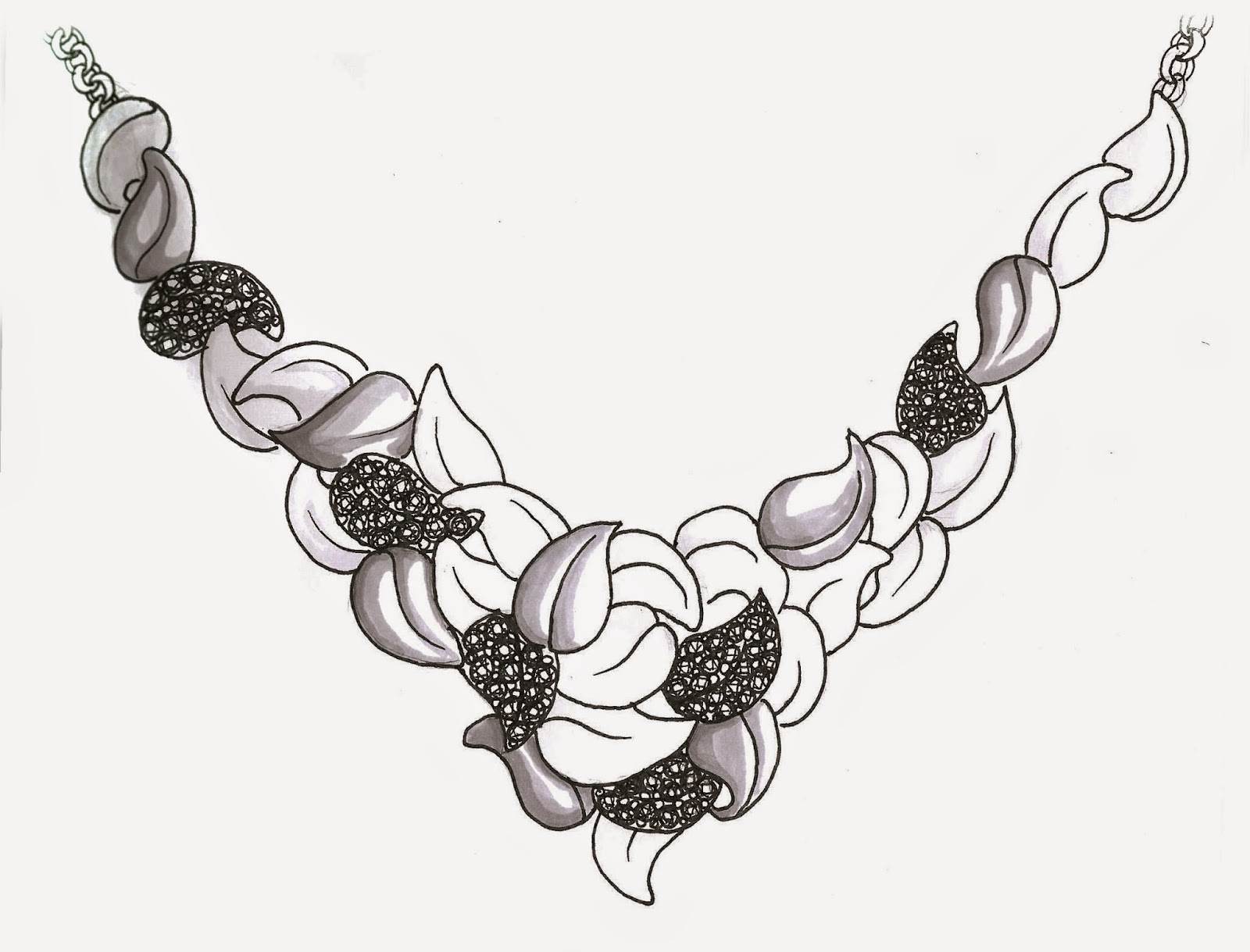 jewellery easy find sketch drawn in customized i designer design hand