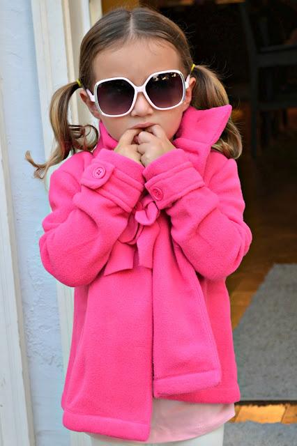 #CookiesKids, Fall fashion jacket, flower fleece cardigan