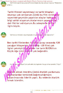 6.Sinif  Turkce Doku Yayinlari Ogrenci Calisma Kitabi Sayfa 55