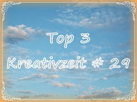 Top 3 - 08/2015 bei Kreativzeit