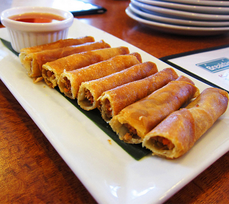 how to cook lumpiang ubod