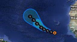 Philippe, Atlantik, Vorhersage Forecast Prognose, Verlauf, aktuell, September, 2011, Hurrikansaison 2011,