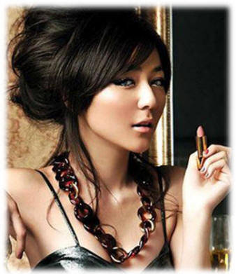 asian formal hairstyles - full