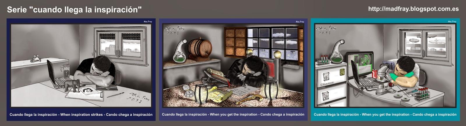Ejemplos de ilustraciones realizadas