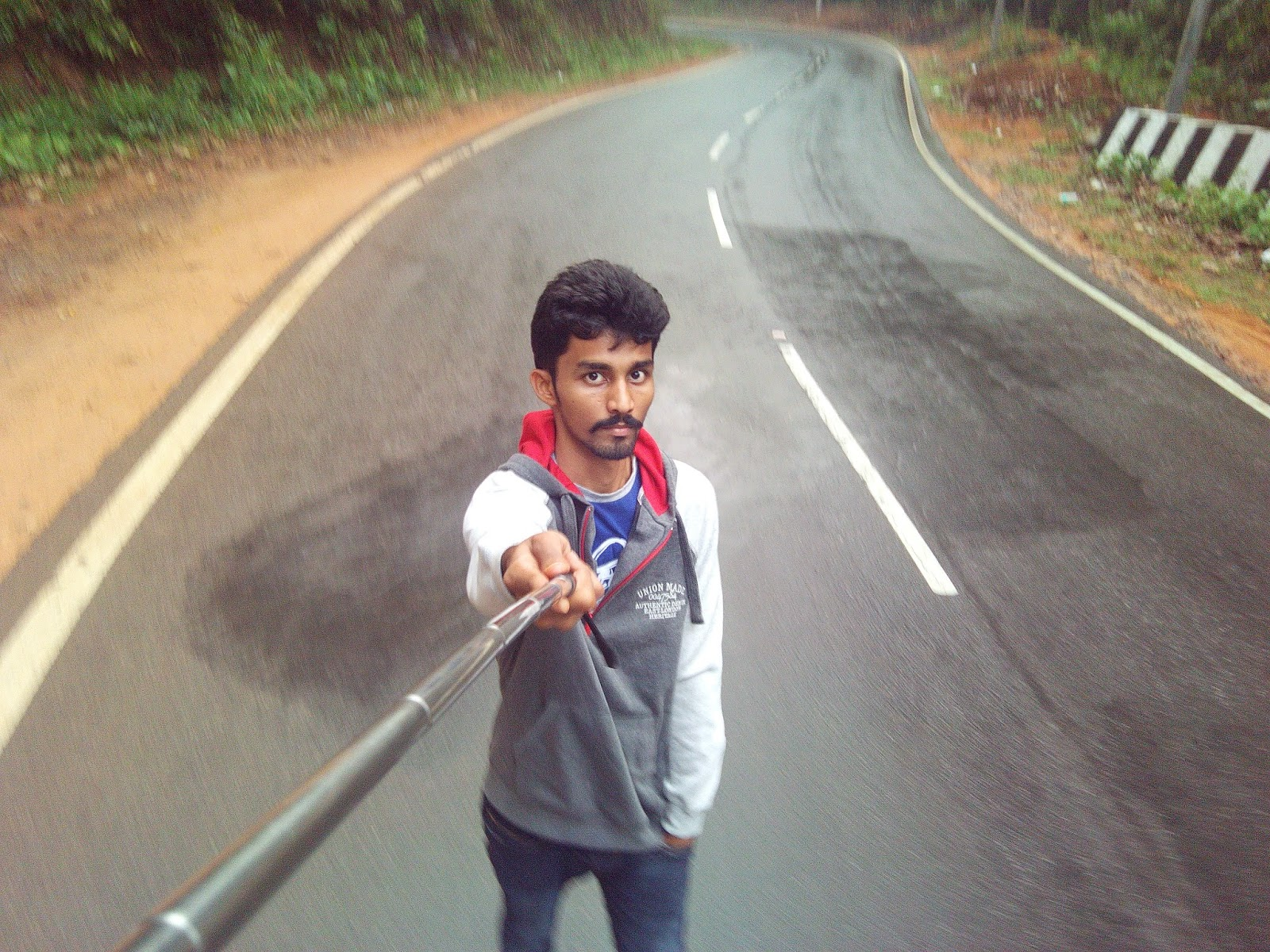 madikeri,karnataka roads travelling