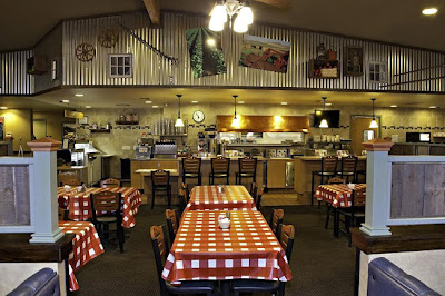 Interior of typical Perko's - from Perko's website
