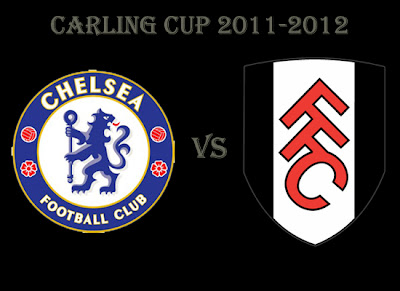 Chelsea vs Fulham League Carling Cup