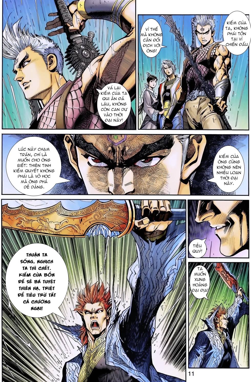 Thần binh huyền kỳ 3 - 3.5 tập 146 - 9