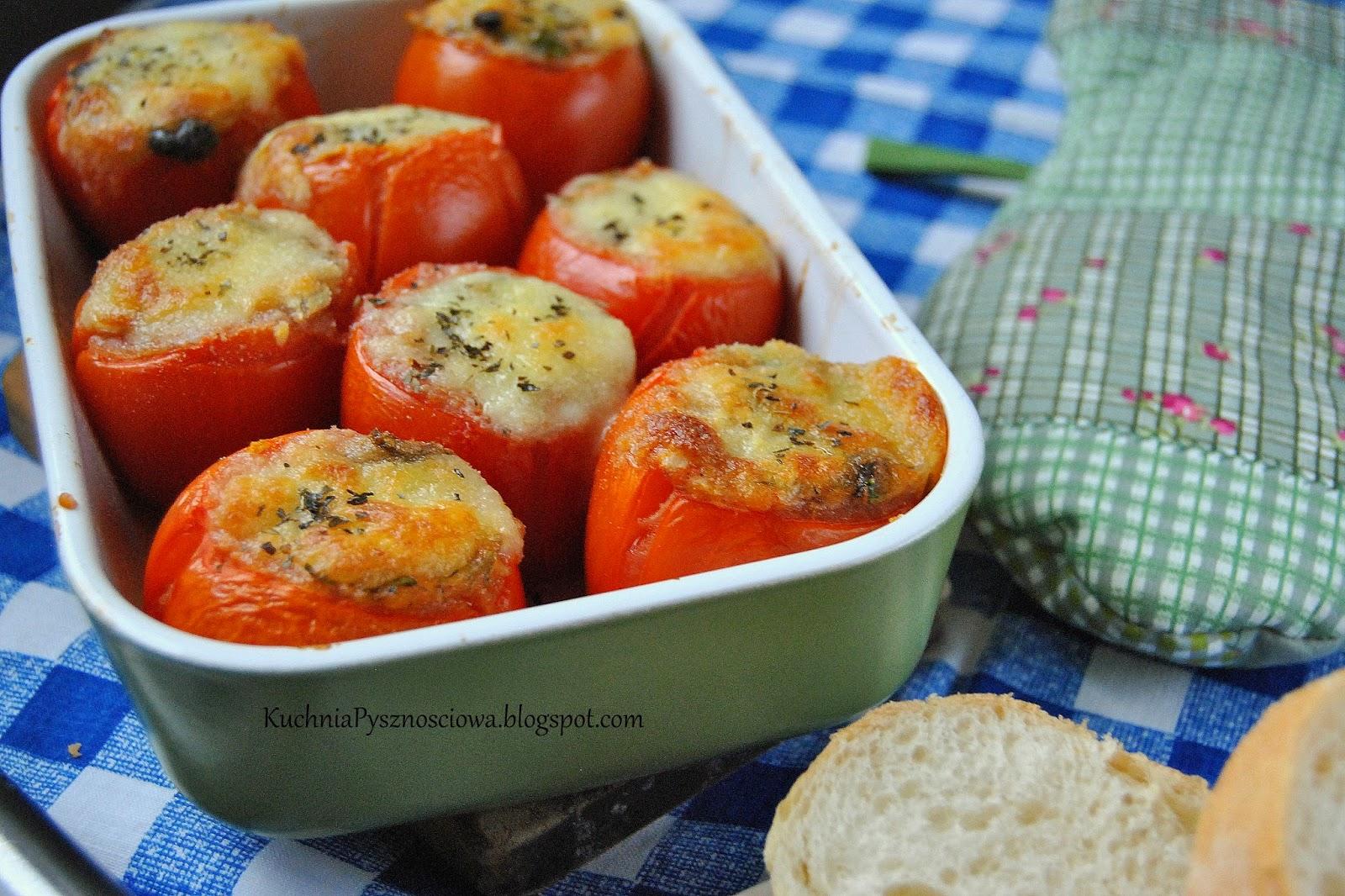 290. Pomidory faszerowane po sycylijsku