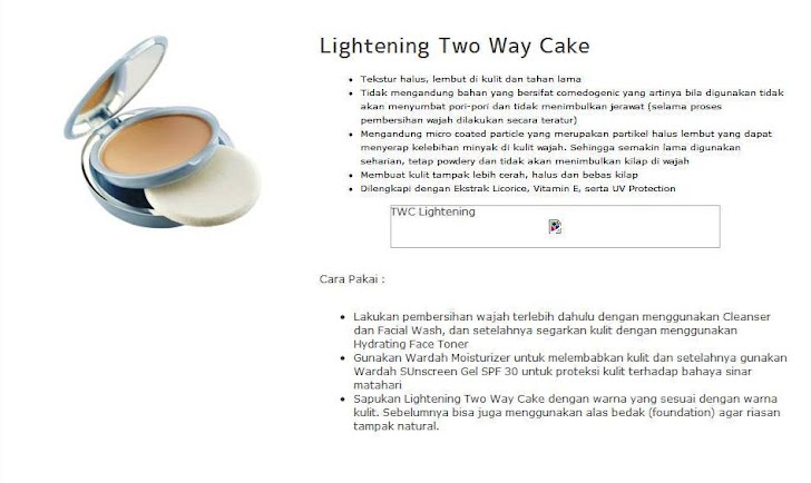 Lightening Two Way Cake (Light feel) -$ 15