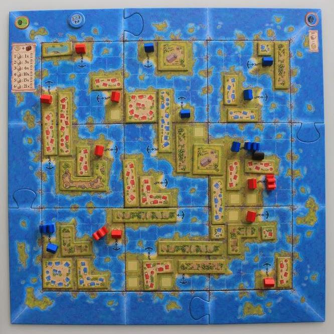 Mapamundi Amerigo