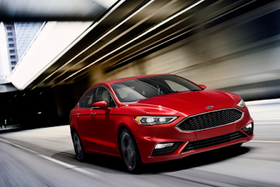 2017 Ford Fusion Review, Rumor and Price