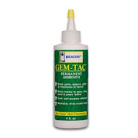 Gem-Tac Glue