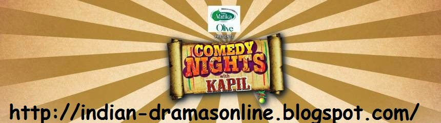 Comedy Nights With Kapil 26th April 2014 Full Episode