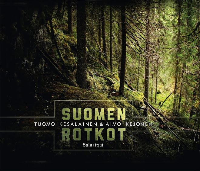 SUOMEN ROTKOT - ilmestyy 18.6.2014