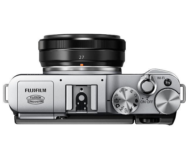 Fujifilm X-M1 發表