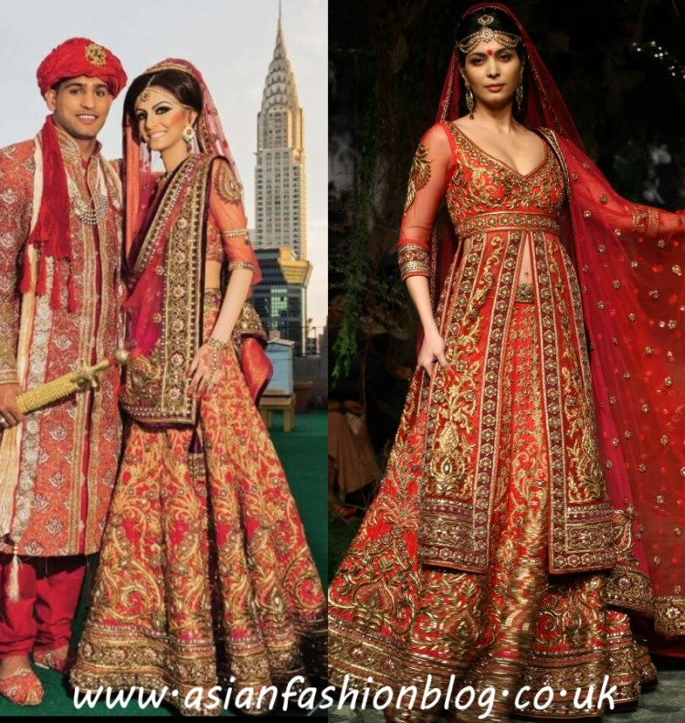 First Look At Amir Khan And Faryal Makhdooms Wedding