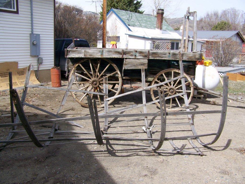 idaho 83251 mackay idaho sheep wagon to be restored april 2012
