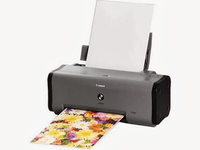 download Canon PIXMA iP1000 Inkjet printer's driver