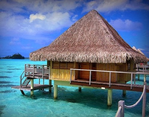 25 spectacular ocean huts for a peaceful setting - Small beach houses dream vacation ...