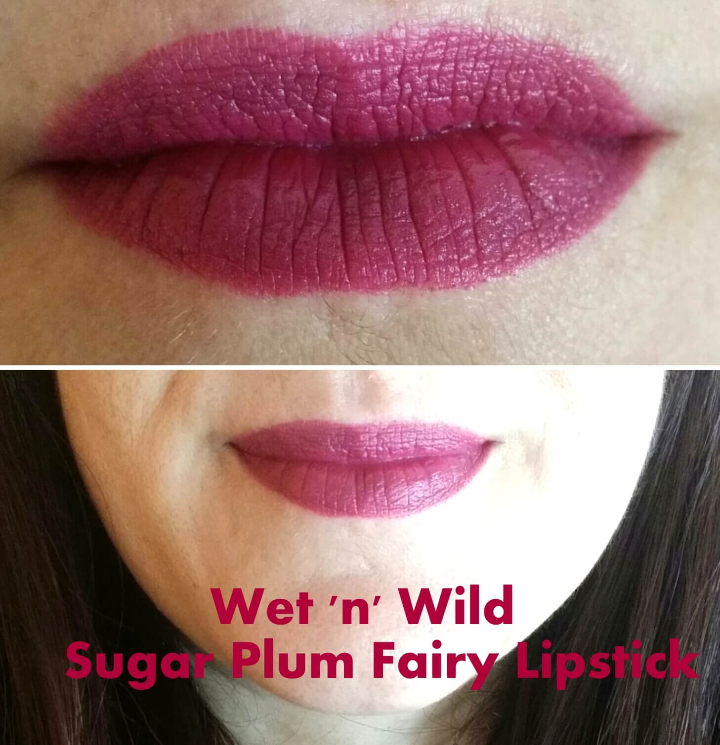Favourite Lipstick at the moment - Wet 'n' Wild Sugar Plum Fairy ...