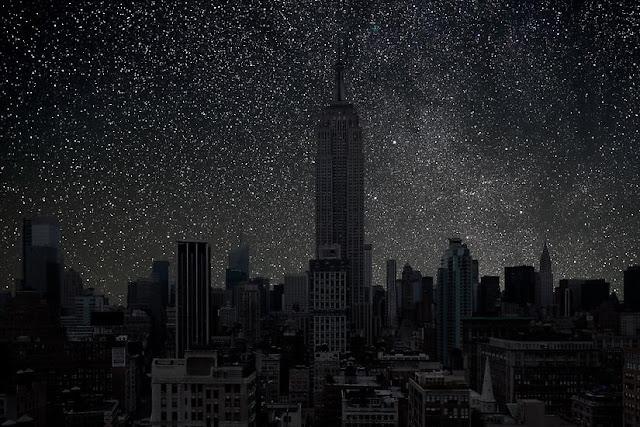 مدينة بدون كهرباء